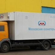 Мобильный озоновый комплекс (МОК) фото