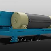 Трёхфазная центрифуга - трикантер со шнековой выгрузкой горизонтальная фото