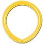 Шар латексный ШДМ 260-2 02 Пастель Yellow фото