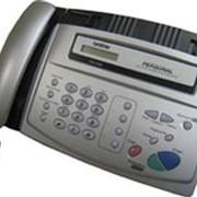 Факсимильный аппарат с печатью на термобумаге FAX-236S фото