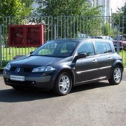 Автомобиль Renault Megane фото
