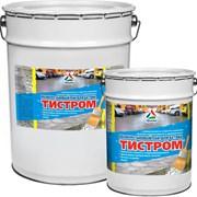 Тистром - полиуретановый лак для бетона фото