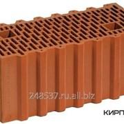 Блок керамический Porotherm 51 поризованный фото