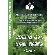 Зеленая игла -минеральное удобрение для подкормок хвойных растений, устранения и профилактики побурения хвои, вызванной недостатком магния. фото