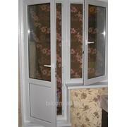 Двери металлопластиковые в Бельцы фото