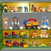 Стенка для игрушек М-28 фото