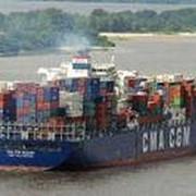 Перевозки морские пассажирские и грузовые фото