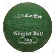 Мяч для атлетических упражнений (Вейтбол) 3 кг фото