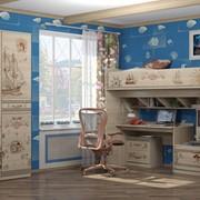 Комплект детской мебели Квест К3 фото
