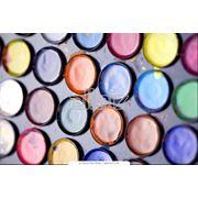 Краски акварельные фото