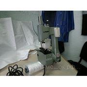 Мешкозашивочная машинка ручная портативная GK 9-2. фото