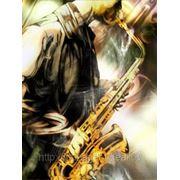Саксофонист фото