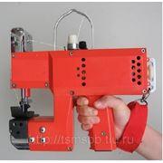 Мешкозашивочная машинка портативная ручная GK 18 (GK 1800). Легкая портативная машинка. фото