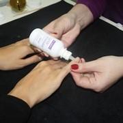 Укрепление ногтей гель-лаком фото