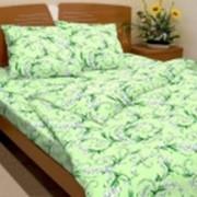 Ткань постельная Бязь 100 гр/м2 150 см Набивная Ландыши 2087-2/S532 TDT фото