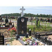 Памятник с крестом фото