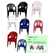 Пластиковое кресло - Милан фото
