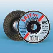 Диски полугибкие с выпуклым профилем SAIT-TRE A 36 N 125 фото