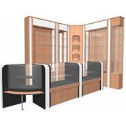 Мебель торговая серия Янтарь фото