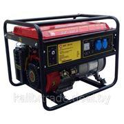Бензиновый электрогенератор Калибр БЭГ-6511А фото