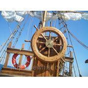 Пиратское шоу фото