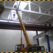 Модернизация мостовых кранов фото