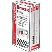 Ilmax 6830 restore plaster Штукатурка реставрационная. ИЗВЕСТКОВАЯ. внутр./наруж. фото