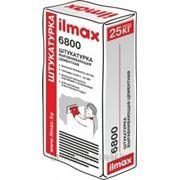Ilmax 6800М зимняя. Штукатурка выравнивающая цементная. Толщина наносимого слоя 5-20 мм.