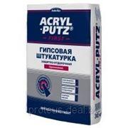 Защитно – отделочная штукатурка «Акрил Путц Ферст», 30 кг фото