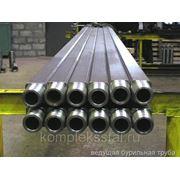 Трубы бурильные ГОСТ Р 50278-92, диаметры 60,3 мм - 101,6 мм фото