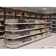 Торговый стеллаж тс8 фото