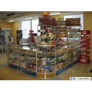 Торговый стеллаж тс11 фото