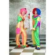 Комическое Шоу клоунов Шлёпы и Клёпы, членов Мировой Ассоциации Клоунов, на Ваш Праздник! фото