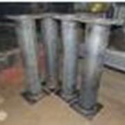 Вентиляционные трубы с фланцами фото