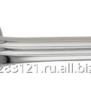 Ручка раздельная Bolero TL SN/CP-3 матовый никель, хром Код: 33069 фото