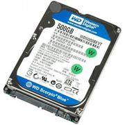 "Диск жесткий Western Digital HDD WD Sata 500Gb 2.5"" фото"