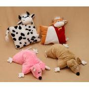 Игрушки подушки мягкие фото