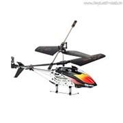 "Вертолёт и/к MioshiTech ""Twin Flyer"" (3,5 канала, гироскоп, длина 23 см, доп. детали) фото"