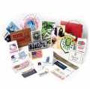 Наклейки и этикетки объемные полиуретановые фото
