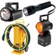 Светильники вызрывозащитные переносные фото
