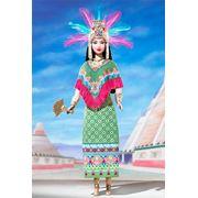 Кукла Barbie C2203 ацтекская принцесса фото