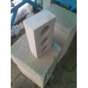 Кирпич силикатный одинарный рядовой СОР-200/50 фото