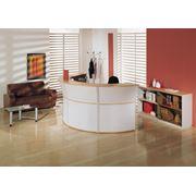 Мебель для Reception зоны ожидания кресла для посетителей. фото