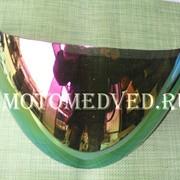 Стекло шлема хамелеон (закрытый шлем- трансформер) фото