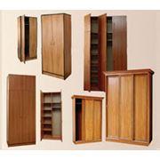 Шкафы для одежды и постельных принадлежностей