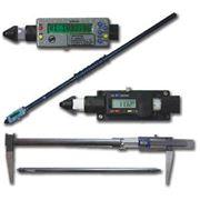 Нутромеры микрометрические специальные для бандажей колесных пар НМСБ-885-910 фото