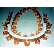 Шаблоны на вакуумных присосках для изготовления арок фото