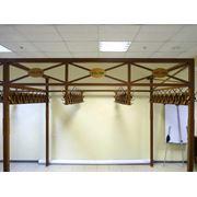 Вешалка-стойка напольная Мебель специализированная фото