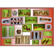 Фурнитура и любые комплектующие детали из дерева для мягкой и корпусной мебели фото