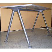 Металлокаркасы стола Тандем фото